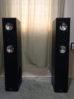 Pure Acoustics Pro 828 Tower Speakers