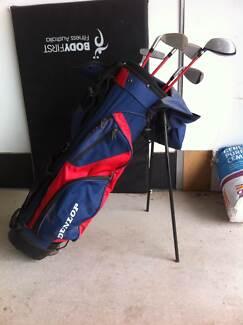 Dunlop junior golf clubs Caroline Springs Melton Area Preview
