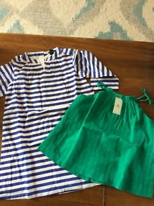 Gap (not factory) dress and top NWT 4t