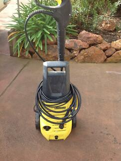 Karcher high pressure cleaner.