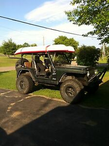 Jeep tj trade for tractor