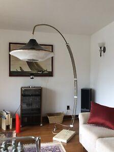 1970s Vintage Floor Lamp - Lampe de Placher Vintage