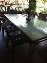 8 Seater Aluminium Outdoor Setting Cleveland Redland Area Preview