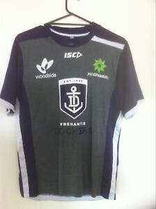 Fremantle Dockers Official AFL Shirt. ISC Brand. Size L. Rockingham Rockingham Area Preview
