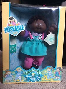 Vintage Posable Cabbage Patch Kid