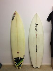 Surfboards and surfboard covers Brighton Brisbane North East Preview