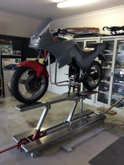 Motorcycle Electric Bike un completed Project