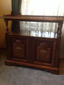 Antique stand or cabinet Greenwith Tea Tree Gully Area Preview