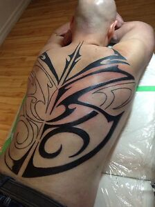 Looking for Bike Trade Large Scale Tattoo Work and Cash