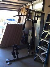 Weider 1120 Home Gym Marsfield Ryde Area Preview