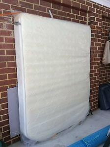 CARAVAN MATTRESS QUEEN SIZE Salter Point South Perth Area Preview