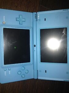 Blue DSI and accessories