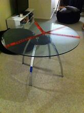 Round Dining Table Milsons Point North Sydney Area Preview