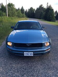 2005 Ford MUSTANG  certified  $4500.
