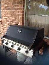 4 burner BBQ with hot plate and grill - good condition Glendenning Blacktown Area Preview