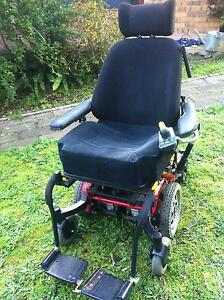 MAGIC MOBILITY V6 FRONTIER ELECTRIC WHEELCHAIR Blackburn Whitehorse Area Preview