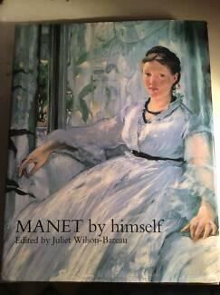 MANET by himself (Hardcover/DJ) Fortitude Valley Brisbane North East Preview