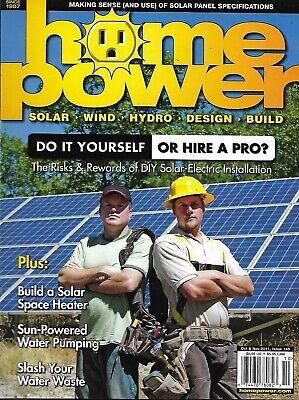 Solar Power Installation (Home Power Magazine Diy Solar Electrical Installation Solar Space Heater 2011)