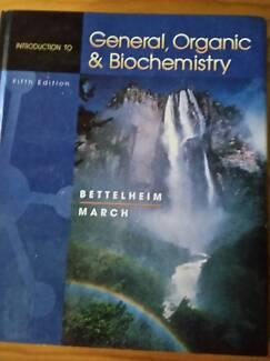 2 x biochemistry textbooks textbooks gumtree australia introduction to general organic biochemistry textbook fandeluxe Choice Image