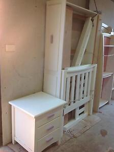 Girls beds for sale - trundle and bunk (can be sold separately) Sale Wellington Area Preview