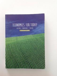 TEXTBOOK - Economics For Today