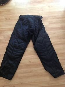 Paint ball padded pants