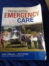 Second hand prehospital emergancy care 10th edition Kellyville Ridge Blacktown Area Preview