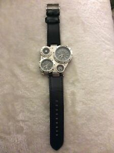 New unique men's watch from Japan