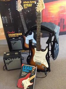 Squire by Fender Guitar Starter Kit and Seat Currimundi Caloundra Area Preview
