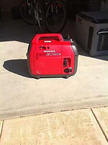 Honda Inverter Generator EU20i Halls Head Mandurah Area Preview