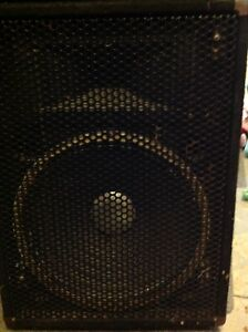 Pair of JBL PA speakers. $275ea Consider trades