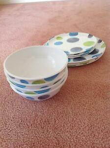 12 piece melamine picnic set. Cornubia Logan Area Preview