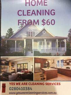 Cleaning starts from $60 Wiley Park Canterbury Area Preview