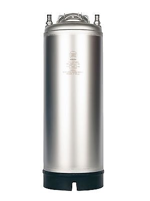 5 Gallon Ball Lock Aeb Keg New - Pressure Relief - Homebrew Beer - Nitro Coffee