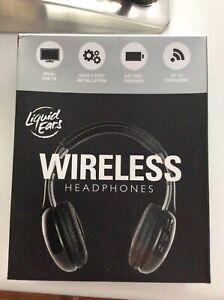 Liquid Ears Wireless Headphones
