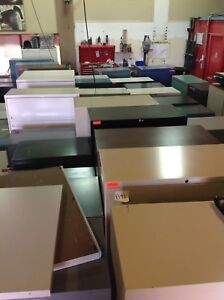 LOTS OF LATERAL / VERTICAL FILLING CABINETS FOR SALE - USED