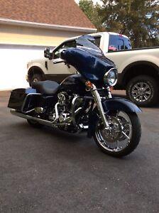 Harley Davidson street glide 2012
