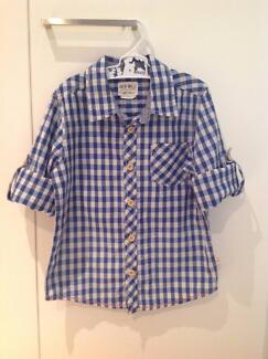 Size 5, Jack & Milly Shirt - As New