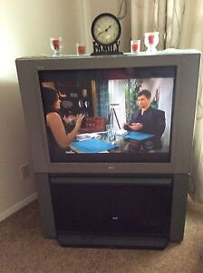 Sony TV & Stand