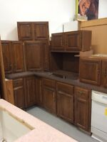 Dark Oak Kitchen with Pantry  St. Catharines Ontario Preview