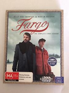 Fargo Season 1 blu ray DVD Sunbury Hume Area Preview