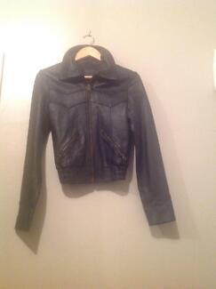 wish leather jacket Arncliffe Rockdale Area Preview