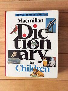 Macmillan Dictionary for Children