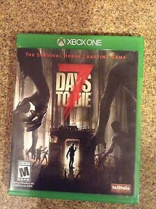 7 Days to Die for Xbox One