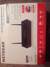 Netgear AC750 wifi modem router Stirling Stirling Area Preview