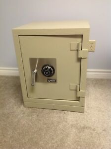 Fire and water proof home safe