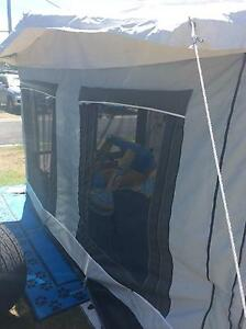 Jayco bag awning , pitched roof. Fits Flamingo Windaroo Logan Area Preview