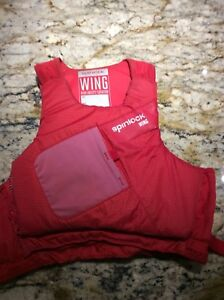 Red Spinlock Wing PFD