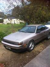 Toyota Celica ST162R 1986 CELICA in VGC~TEST DRIVE NOW ! Seaford Frankston Area Preview