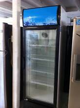 Upright 300L glass door fridge Varsity Lakes Gold Coast South Preview
